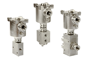 Direct Acting Solenoid Valves Models FP06P