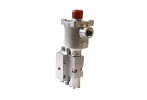 Indirect Acting Solenoid Valves Model FP15