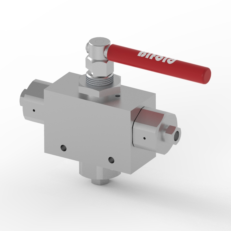 Medium Pressure Instrumentation Ball Valves, Needle Valves and Fittings