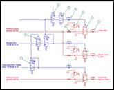 low pressure logic circuit diagram